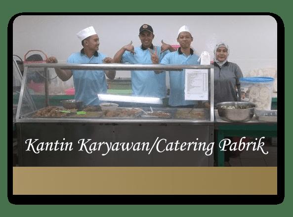 Karyawan Aisya Catering Surabaya