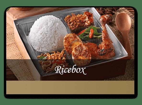 Catering Rice Box Surabaya